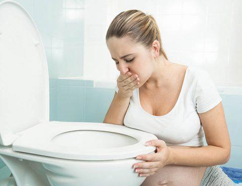 Hamilelikte mide bulantısı