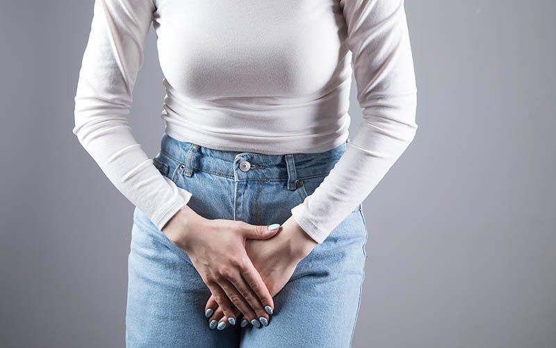 Kadınlarda sol kasık ağrısı